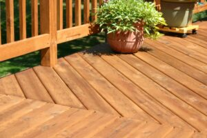 Add A Deck To A House Wilmington NC